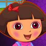 Baby Dora Outing Beauty Make Up