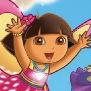Baby Dora Princess Difference