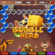 Bubble Heroes