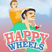 Happy Wheels Rider